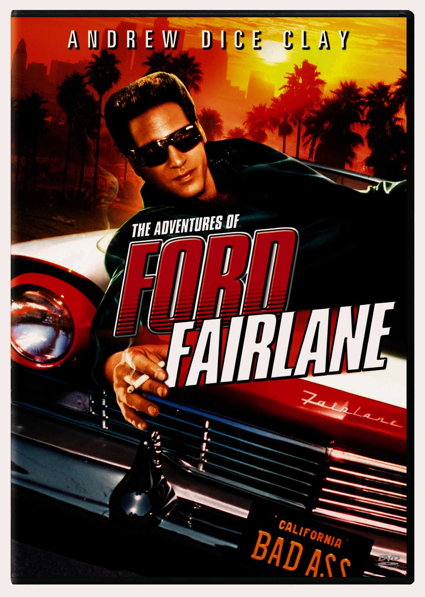 Adventures Of Ford Fairlane By Clay Andrew Dice Dvd
